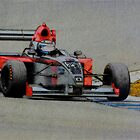 Formula Atlantic Race Car by DaveKoontz