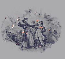 Epic Battle by Jacques Maes