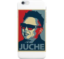 Juche iPhone Case/Skin