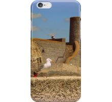 Historic Lyme Regis iPhone Case/Skin