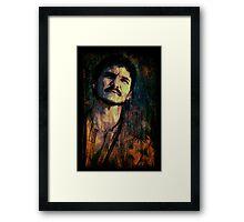 Oberyn Martell Framed Print