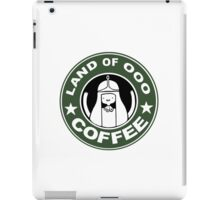 COFFEE: LAND OF OOO iPad Case/Skin
