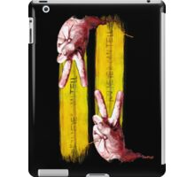 You Never can tell (Pulp Fiction Finger dance) iPad Case/Skin