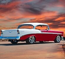 1956 Chevrolet Bel Air Hardtop I by DaveKoontz