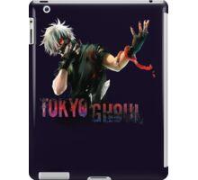 Kaneki's centipede iPad Case/Skin