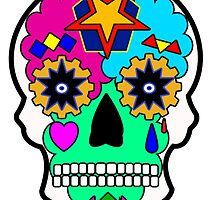 Sugar Skull by ptclancy