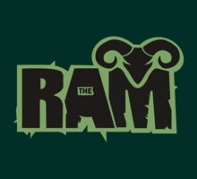 "Randy ""The Ram"" by itsmerocky"