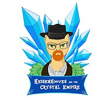 Heisenhooves - The Crystal Empire Photographic Print