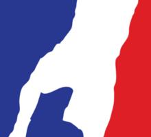 The Dirk  Sticker