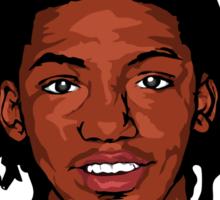 Elfrid Basquiat Sticker