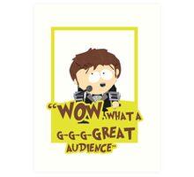 South Park - Jimmy Art Print