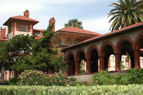 Flagler College, St. Augustine, FL by Margaret  Shark