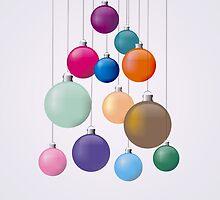 Christmas tree by mayalenka