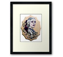 Deal With The Devil You Know Framed Print