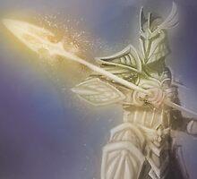 Aedric Spear by Flipsy