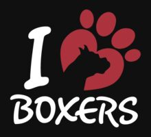 I Love Boxers by 2E1K