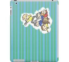 An entire space crew! iPad Case/Skin