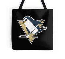 Pittsburgh Penguins featuring Gunter Mashup Tote Bag