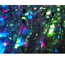 Colorful background Photographic Print