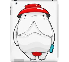 radish spirit iPad Case/Skin