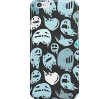 Ghosts party iPhone Case/Skin
