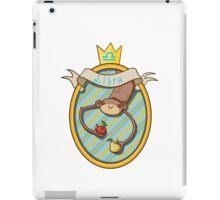 Libra. Cartoon horoscope. iPad Case/Skin