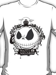Happy Halloween Nightmare Style T-Shirt