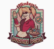 Harley's Puddin' Pops Kids Clothes