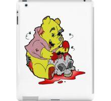 Zombie Pooh iPad Case/Skin