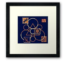 Coheed and Cambria II Framed Print