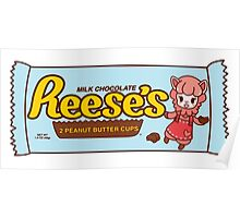 ACNL Reese's Peanut Butter Cups  Poster
