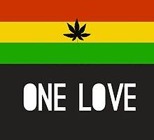 One Love by artchastudio