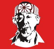Mr Miyagi by CaptainTrips