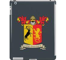 King Joffrey Baratheon - Game of Thrones iPad Case/Skin