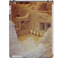 AKROTIRI - Ancient Buried City  iPad Case/Skin