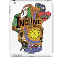 INCLINE VILLAGE iPad Case/Skin