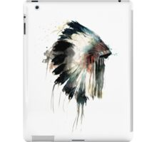 Headdress iPad Case/Skin
