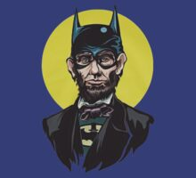 Honest Abe Batman by Jeffreyisrich