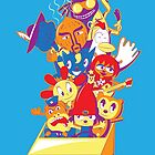 Parappa the Roadtrip by SaltySteveD