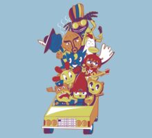 Parappa the Roadtrip Kids Clothes