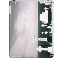 A place to rest by the ocean iPad Case/Skin