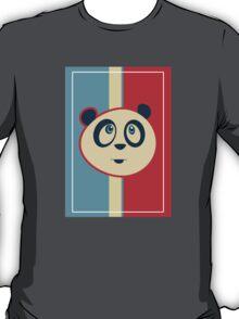 Panda Retro 3 T-Shirt
