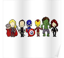 Assemble! Poster