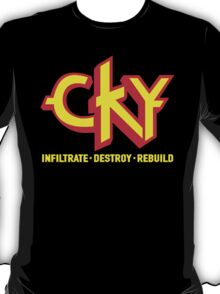 Infiltrate Destroy Rebuild T-Shirt