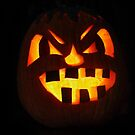 My Halloween Jack 'O Lantern-2014 by heatherfriedman