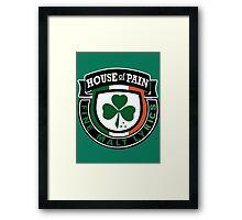 House of Pain Irish Framed Print