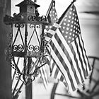 Americana in black and white by Benjamin Tatrow