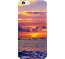 Hawaiian Sunset iPhone Case/Skin