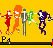 Persona 4!!! by TinyTardis