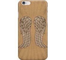 Daryl Wings iPhone Case/Skin